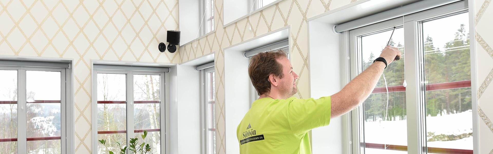 Fönsterputsare Söbbön Städ & Fönsterputs