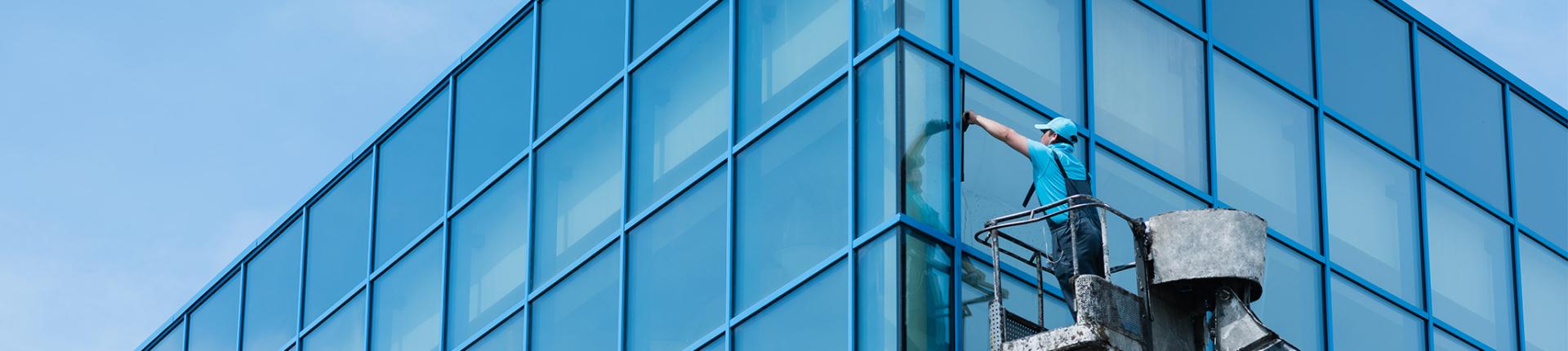 Fönsterputsare ute 2 Söbbön Städ & Fönsterputs